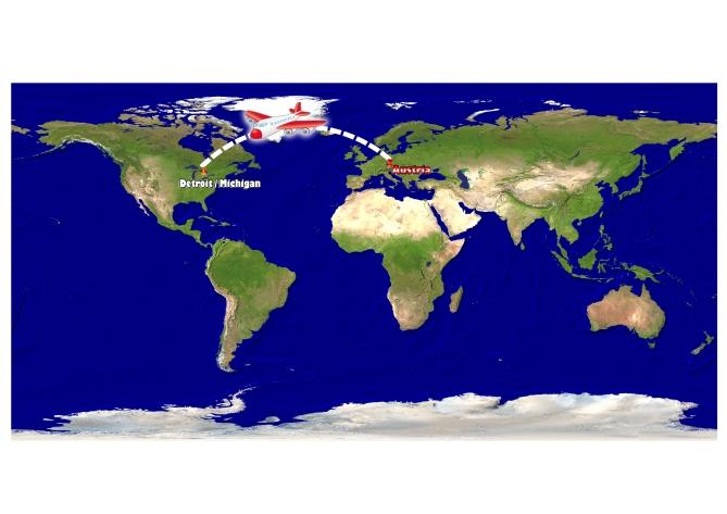 Weltkarte_Flugzeug